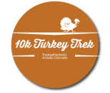 10k Turkey Trek, 5k Turkey Trot & 2k Turkey Toddle!